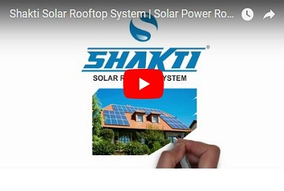 Installation process to fix Shakti Solar Panel Structure